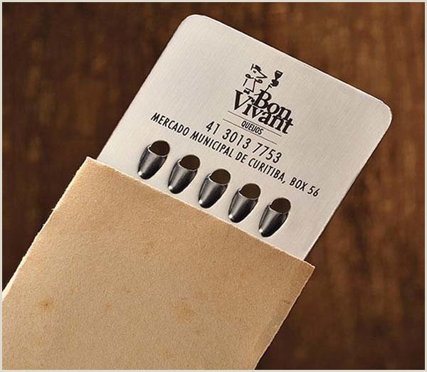 Unique Ways To Carry Business Cards These 29 Business Cards Are So Brilliant You Can T Help But
