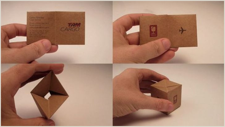 Unique Ways To Display Business Cards 50 Extraordinary Business Card Designs That You Ll Never Be
