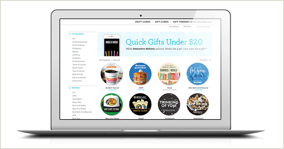 Unique Ways To Display Business Cards Gift Card Programs And Solutions