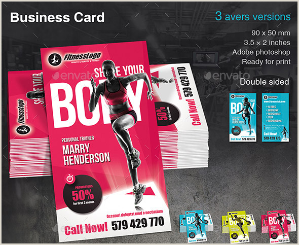 Unique Yoga Business Cards 14 Cool Yoga Business Card Psds – Desiznworld