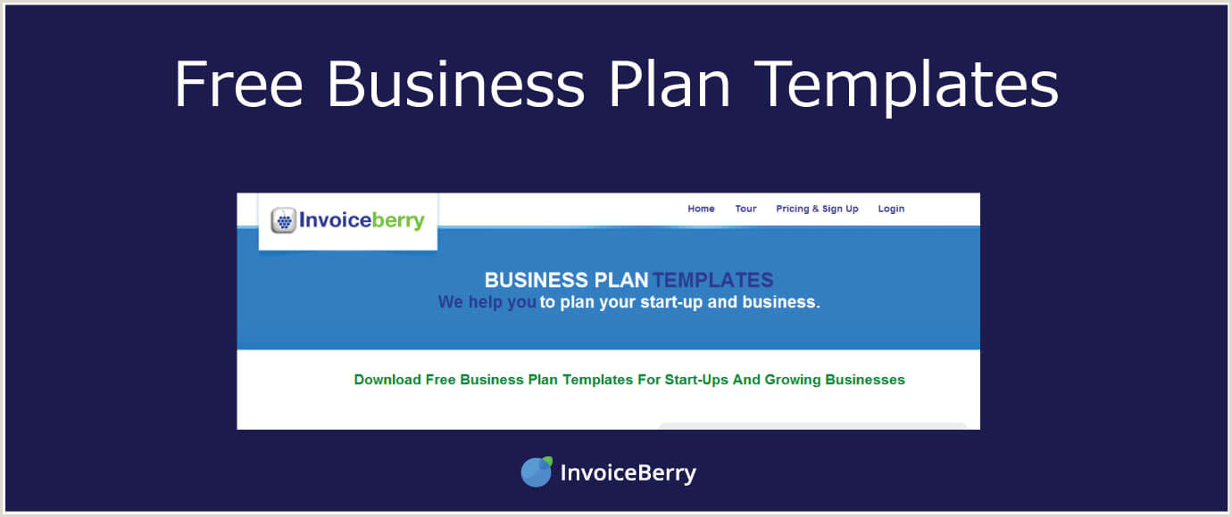 Usiness Cards Business Plans Templates Free Nonprofit Ppt Strategy