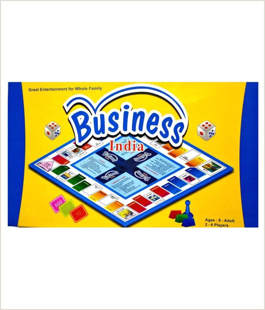 Usiness Cards Wish Kart Business India Board Game For Kids 2 6 Players