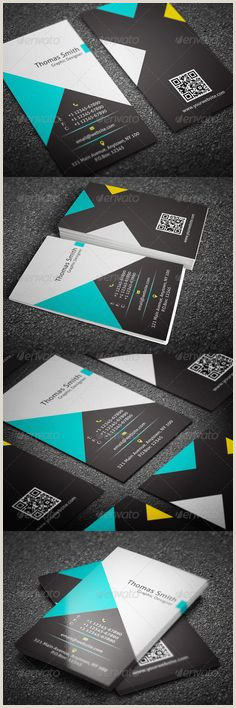 Vertical Business Card Examples 9 Vertical Business Cards Ideas