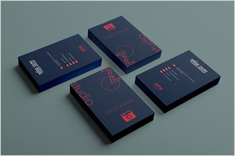 Vertical Business Card Examples Vertical Business Cards 20 Inspirational Designs
