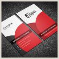 Vertical Business Card Inspiration Free Modern & Creative Vertical Business Card Template