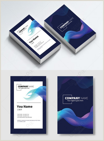 Vertical Business Card Inspiration Modern Vertical Business Card Template Image Picture Free
