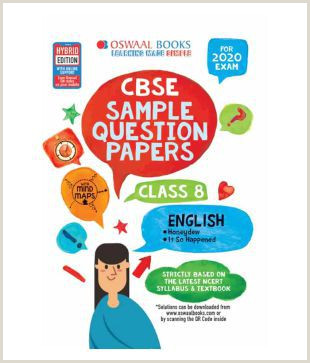 Visit Card Samples Oswaal Cbse Sample Question Papers Class 7 Sanskrit Book For March 2020 Exam