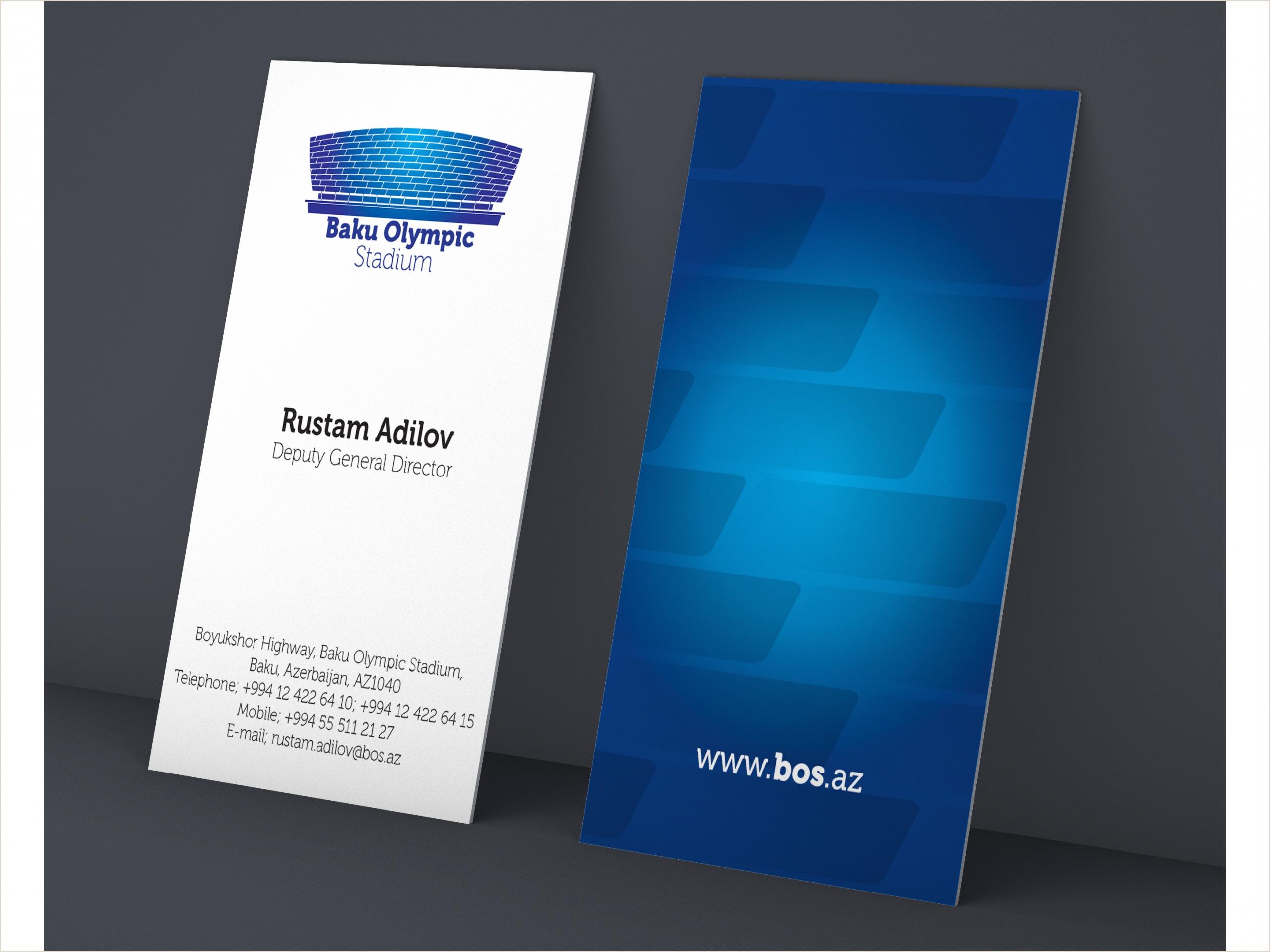 Visit Card Samples Visit Card Sample By Rustam Adilov On Dribbble