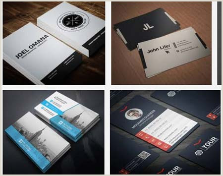 Visit Card Samples Visiting Cards Design 100 Samples Tips Tricks & Tutorial