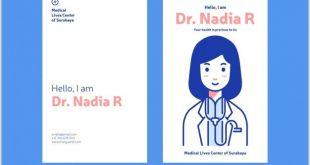 Visit Cards Online Téléchargez Carte De Visite Pour Docteur Gratuitement