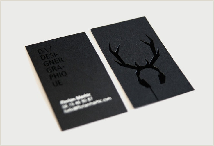 Visitcard Design 40 Original And Surprising Business Cards For Your Inspiration