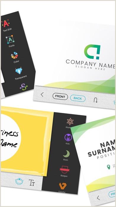 Visitcard Design Business Card Editor By Patel Rajendrakumar Ios United