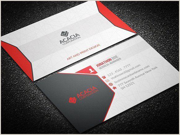 Visitcard Design Business Card