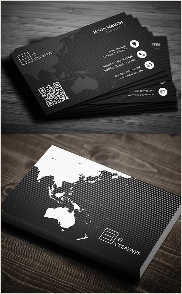 Visiting Card Design 80 Best Of 2017 Business Card Designs Design