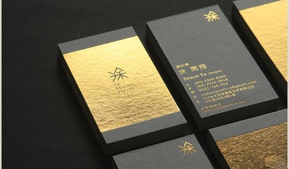 Visiting Card Designs Luxury Business Cards for A Memorable First Impression