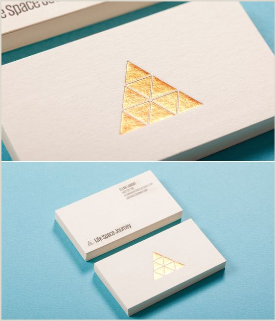 Visiting Card Luxury Business Cards For A Memorable First Impression