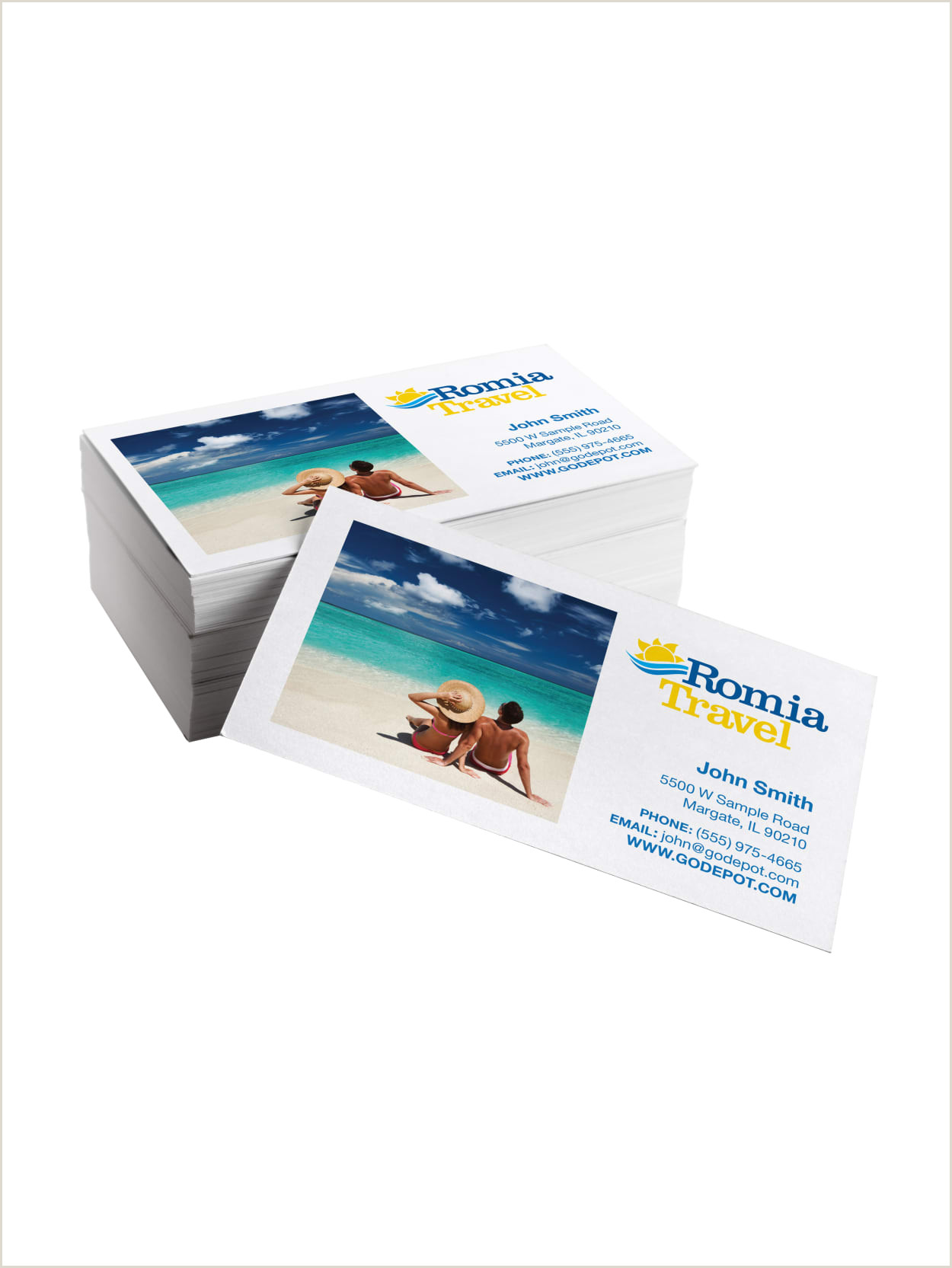 "Visiting Card Printing Near Me Same Day Business Cards 3 1 2"" X 2"" Matte Gloss White Box 50 Item"