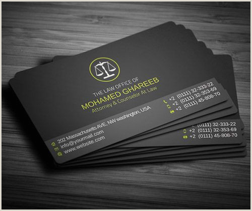 Visiting Card Sample 30 Must See Lawyer Business Card Designs