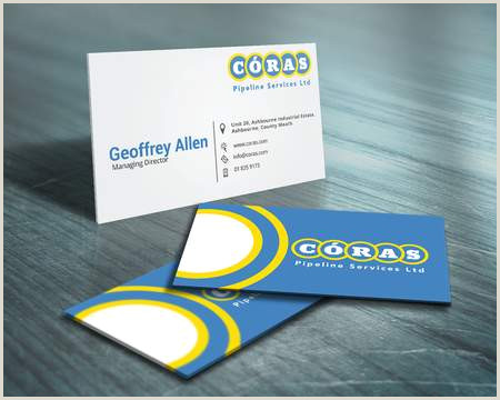 Visiting Card Samples Your Business Cards By Vectormedia On Envato Studio