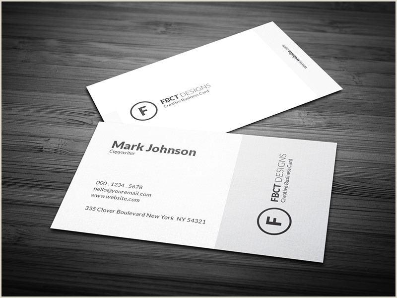 Visiting Card Templates Free Business Card Designs Templates