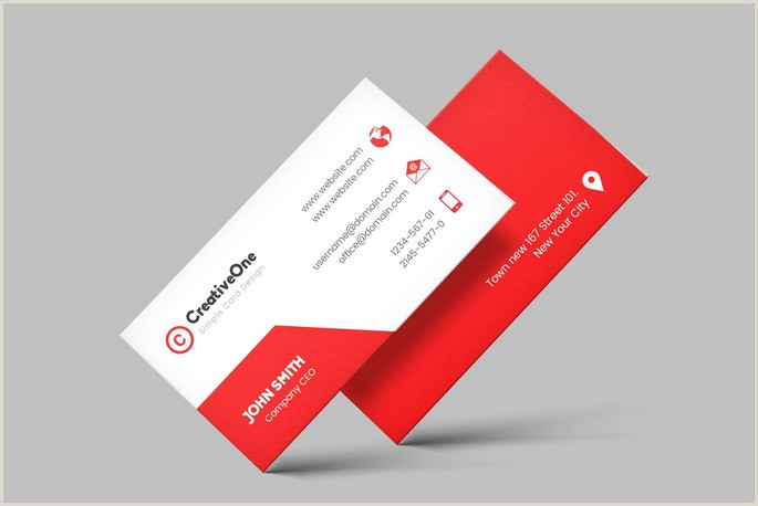 Visiting Cards Design 30 Best Visiting Card Designs Templates 2020 Templatefor