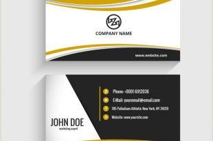 Visiting Cards Design Download Vector Modern Visiting Card Design Vectorpicker