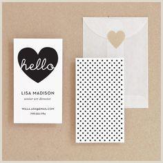Visitng Card 80 Best Business Cards Template Images