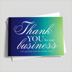 We Appreciate Your Business Cards 100 Client Thank You S Ideas In 2020