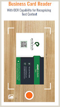 We Appreciate Your Business Cards Business Card Scanner & Reader Scan & Organize – Apps On