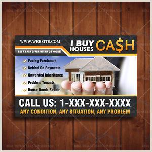 We Buy Houses Business Card Templates Details About 500 4×6 Full Color Postcard Template We Buy Houses Real Estate Marketing