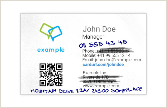 Website Business Card Cardurl Make Your Business Card Available In One Link Or