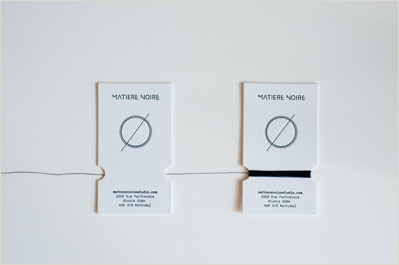 Well Designed Business Cards 30 Business Card Design Ideas That Will Get Everyone Talking