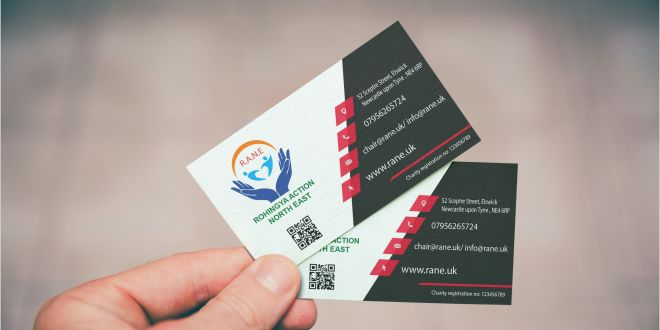 Well Designed Business Cards Hi there I M A Professional Graphic Designer I Have 4