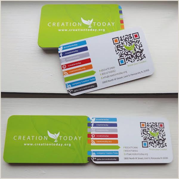 What Does A Good Business Card Look Like 20 Creative Custom Shaped Business Card Ideas – Gotprint Blog