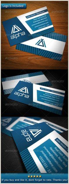 What Does A Good Business Card Look Like 50 Excel Advice Business Card Ideas