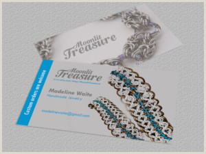 What Is The Best Business Cards Design For Jewelry Jewelry Business Card Design