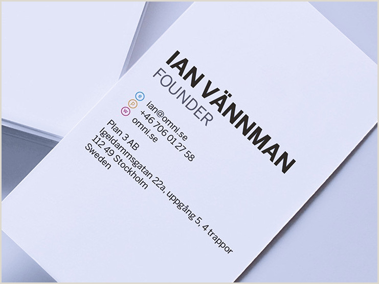 What Makes A Great Business Card How To Design A Business Card The Ultimate Guide