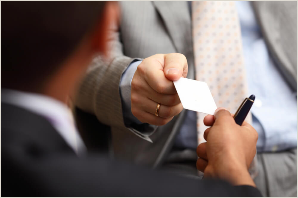 What Should You Put On A Business Card What Should You Put On A Business Card