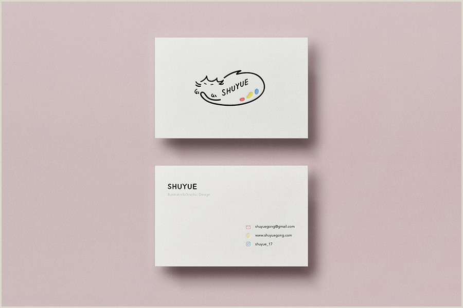 Where Do I Find Social Media Images For Business Cards Social Media Icons On Business Cards 10 Awesome Examples