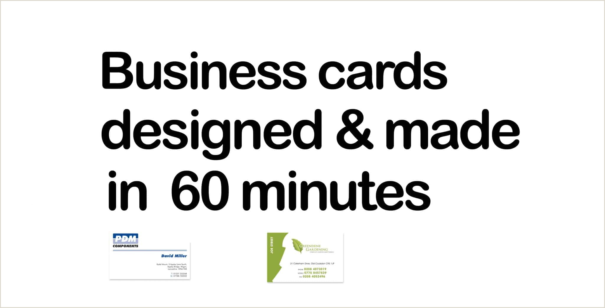 Where To Print Business Cards Same Day Instant Business Cards Same Day Collection In London Paddington
