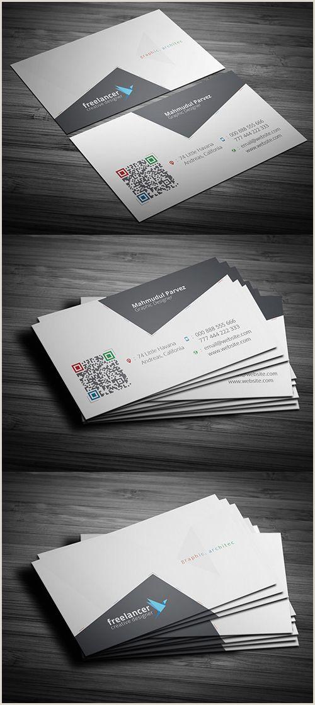White Business Card Template Katblimb Corporate Business Card