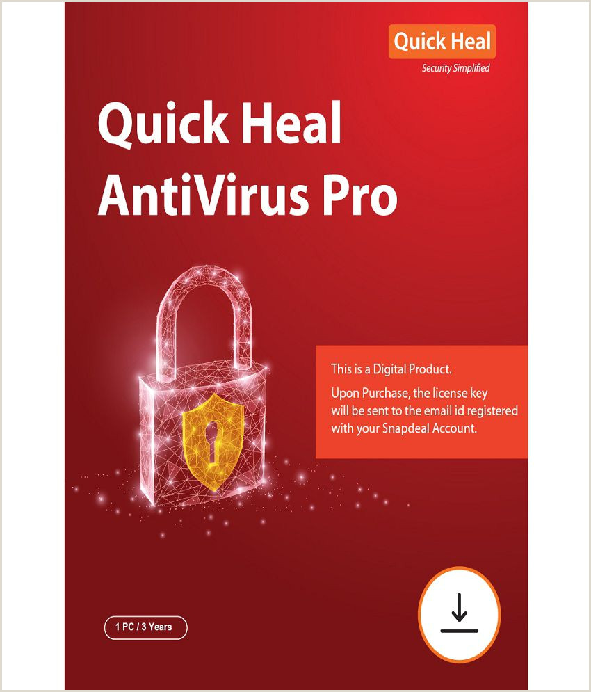 Who Is The Best Business Cards Fast Delivery? Quick Heal Antivirus Pro 1 Pc 3 Years Delivered Via Email
