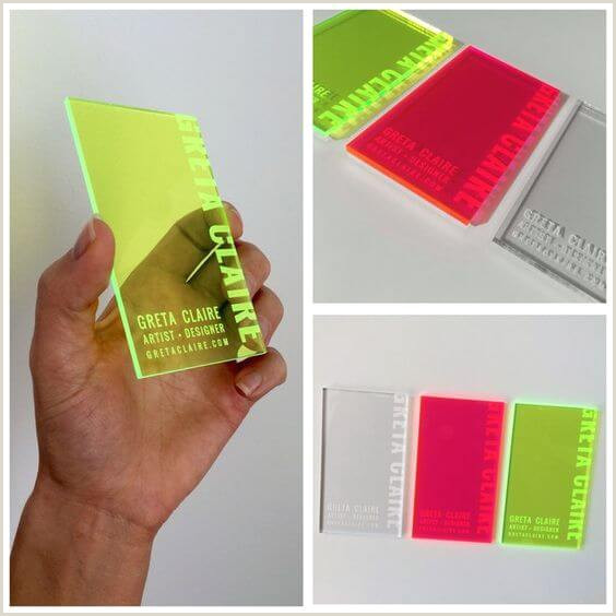 Why Unique Shape Business Cards Are Better 21 Unique Business Card Shapes And Designs To Inspire You