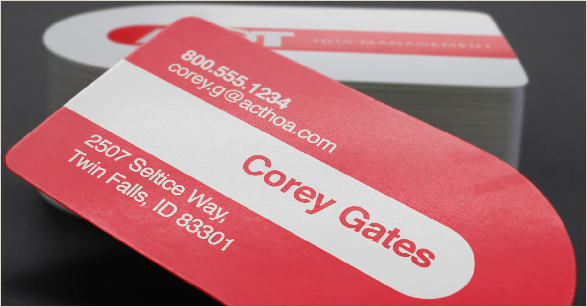 Why Unique Shape Business Cards Are Better Which Specialty Shaped Business Card Is Right For You