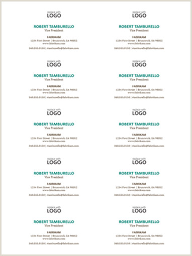 Word Templates For Business Cards Business Cards Fice