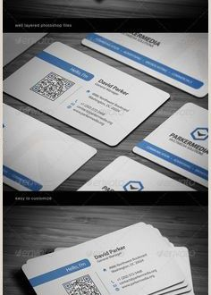 World Best Business Cards 20 top Amazing and Professional Business Card Templates