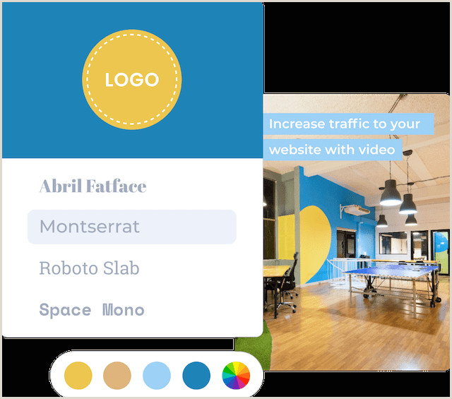 Your Company Logo Here Lumen5 Video Maker