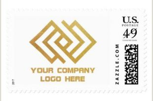 Your Company Logo Here Your Pany Logo White Stamps Business Logo Cyo