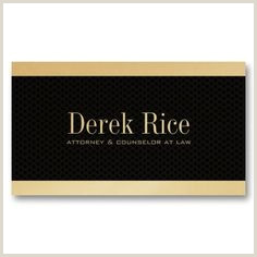 Your Personality Is Your Business Card 20 Attorney Business Cards Samples Ideas