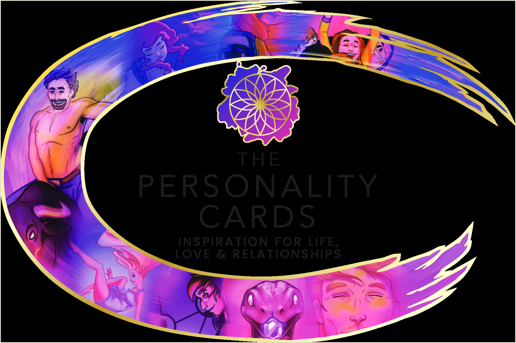 Your Personality Is Your Business Card The Personality Cards Checkout